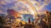 HZ  NUH VE BÜYÜK TUFAN – ANİMASYONLU DİNİ HİKAYE